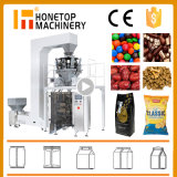 Máquina automática llena de gránulos de embalaje