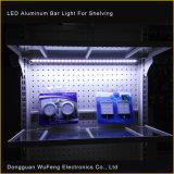 획일한 광원 알루미늄 LED 단면도 빛