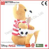 승진 선물 연약한 박제 동물 견면 벨벳 장난감 곰 장난감