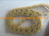 C70/C51 Type de courroies PU Belts-Special cardage de la machine