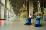 Robust Walk-Behind Scrubber Dryer Heavy Duty