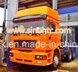 Testa del camion di rimorchio di SHACMAN 380HP