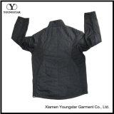 Ys-1066 까만 일렬로 세워진 방수 Breathable 겨울 Mens Softshell 재킷