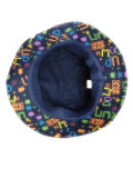 Chapéu cheio da cubeta da cópia da forma