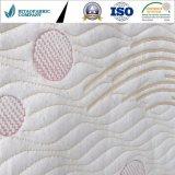 tela que hace punto del colchón del telar jacquar 100%Polyester