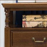 Amerikaanse Stijl Houten Nightstand voor het Kantoormeubilair van het Huis (AS830)
