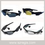 Andar de óculos de sol 4.0 / 4.1 com óculos de fone de ouvido sem fio Bluetooth estéreo