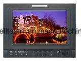 """YPbPr, 3G HD-SDI, 방송을%s HDMI 입력 & 사진을%s 가진 LCD IPS 1280x800 위원회 7 """" 디렉터 모니터"""