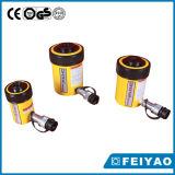 Serie di Rch 100 tonnellate di cilindro idraulico del tuffatore vuoto a semplice effetto