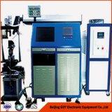 Manomètre de pression personnalisé ss de l'équipement de soudage au laser OEM de cas
