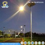 아시아에 있는 태양 제품 36W LED 태양 가로등 Pupolar