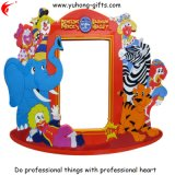 Soft PVC marco de fotos para regalos (YH-PF008)