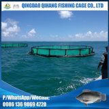 Ouverture de la mer Anti-Wave Farming Fishing Cage