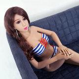 18 muñecas japonesas del amor del silicón de las muchachas del sexo el 140cm