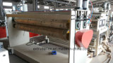 Heiße verkaufenpolypropylen-Flöte-Blatt-Strangpresßling-Maschine