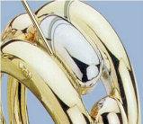 Saldatrice del laser di colore rosso che si specializza all'orecchino Wristlace della collana dei monili dell'argento e dell'oro