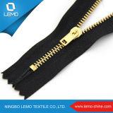 Zippers novos do metal do projeto da alta qualidade