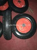 Maxtop 색깔 편평한 자유로운 PU 거품 바퀴