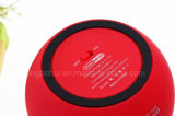 Altavoz portable sin hilos oval de Bluetooth mini con FM