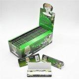 Nuevos papeles de Rollling del cigarrillo del tabaco 2017 para el papel de papel sellado venta de la alta calidad que fuma