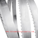 La banda de metal de hoja de sierra para cortar acero al carbono o acero de aleación de acero/DIE