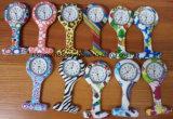 Impressão personalizada Nurss Relógios Fob Novo