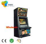 Новые видео- шкафы машин игры шлица казина Wms для сбывания дешево