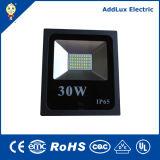 IP66 10W 20W 30W 50W 70W 100W lâmpada de inundação LED