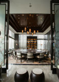 Hölzerne speisende Stuhl-klassische Gaststätte-Möbel für Verkauf