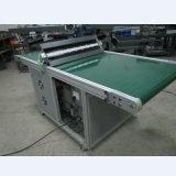 Montado en el piso película automática Máquina de curado UV LED