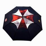 عكس مزدوجة مظلة