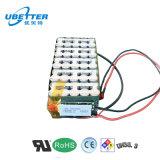 Batterie d'ion de lithium 18650 36V 11ah pour industriel électrique