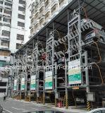 Sistema rotativo di parcheggio