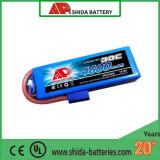 LiFePO4 batteria al litio della batteria 4000mAh 11.1V grafene