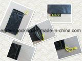 Black Microfiber Bag / Pouch / Case Single Drawstring para óculos / óculos de sol