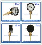 Termômetro de água quente - Termômetro Bimetálico - Termômetro de Tubo