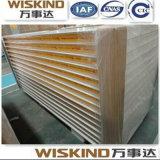 Kühlraum-Panel mit steifem Polyurethan-Schaumgummi, PU-Zwischenlage-Panel, Polyurethan-Schaumgummi-Zwischenlage-Panel