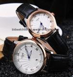 Par calidad relojes para hombres y mujeres