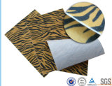 Tissu en feutrine imprimé en usine