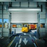 Автоматические алюминиевые двери штарки ролика изготовления (HF-J04)