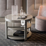 거실에 있는 판매를 위한 공상 둥근 호텔 테이블