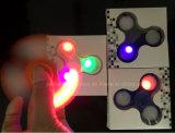 인쇄되는 로고를 가진 주문 LED 가벼운 핑거 방적공 (6000B)