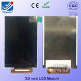 3.5 risoluzione del modulo 320X240 dell'affissione a cristalli liquidi di pollice TFT con lo schermo di tocco capacitivo