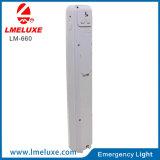 Nuovo indicatore luminoso portatile ricaricabile portatile della lampada di soccorso con il recupero di batteria