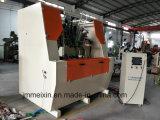 Hoge snelheid 5 As 3 Hoofden CNC Boren en Doornaaiende Bezem die Machine/het Schrobben de Machine van de Borstel (2 en 1 die doornaaien boren) maken