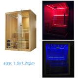 Camera asciutta chiara di sauna della famiglia LED di Monalisa