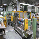 Máquina da talhadeira da bobina do metal para a bobina de aço 3mm densamente e largura de 1600mm