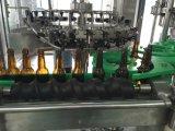 El té del jugo de la botella de cristal bebe la máquina de rellenar/la cadena de producción planta