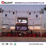 Alta cartelera a todo color al aire libre eficaz de la pantalla de visualización de LED del alquiler para el uso de la etapa