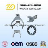 Piezas del acero inoxidable forja con el servicio de mecanizado